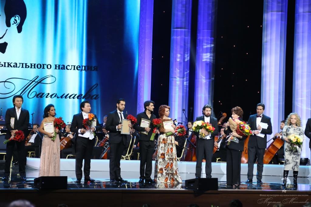 Конкурс вокалистов им магомаева